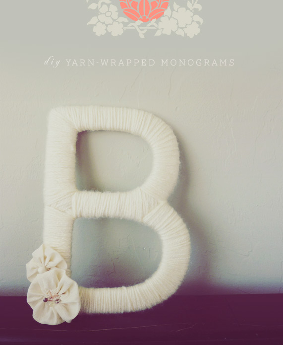 Yarn-Wrapped-Letters